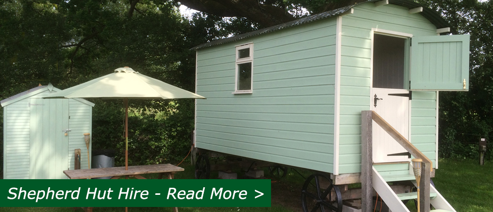 Shepherd Hut Hire Bournemouth Dorset